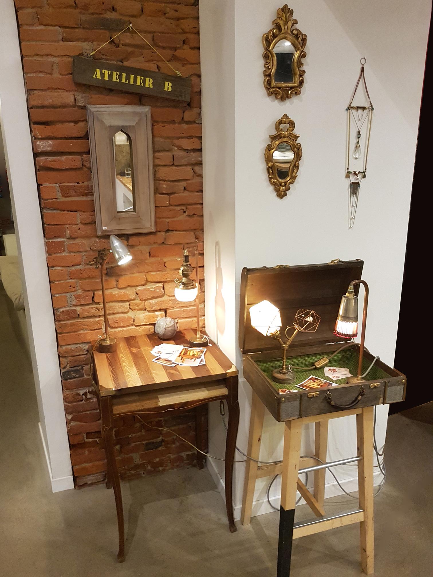 Atelier Du Luminaire Toulouse actualité – atelier b – mobilier, luminaire en matériaux de